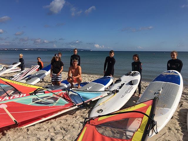 Surfen in Binz: Anfängerkurs